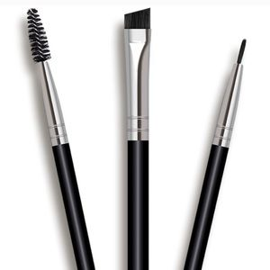Aesthetica Pro Series 3-Piece Eye and Brow Brush